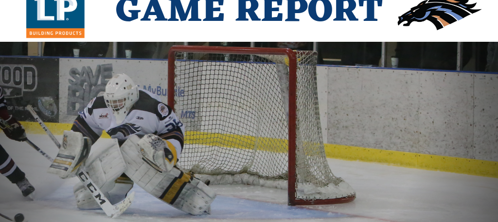 Stampeders Defeat Steinbach 3-2 On Home Ice
