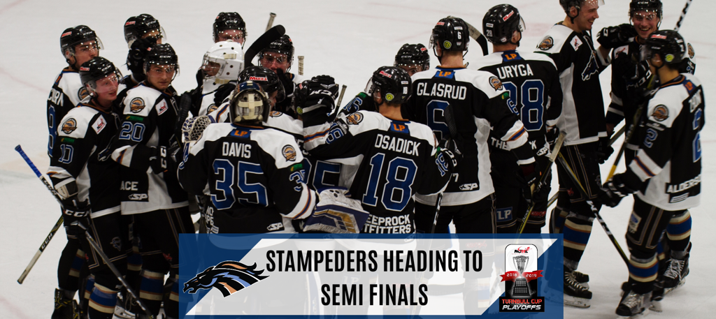 Stampeders Advance To The Semi Finals