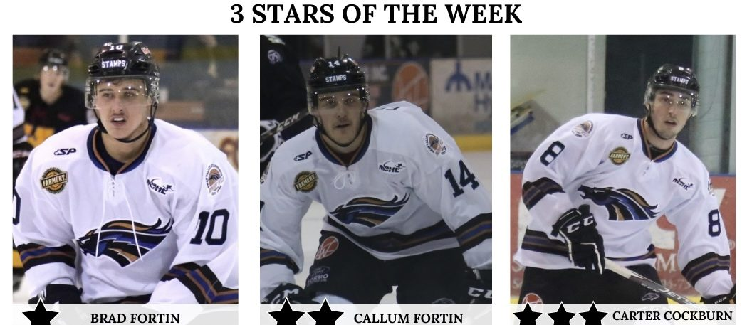 Paull Funeral Home Three Stars of the Week